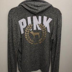 Supersoft VS Pink Zip Up Hoodie